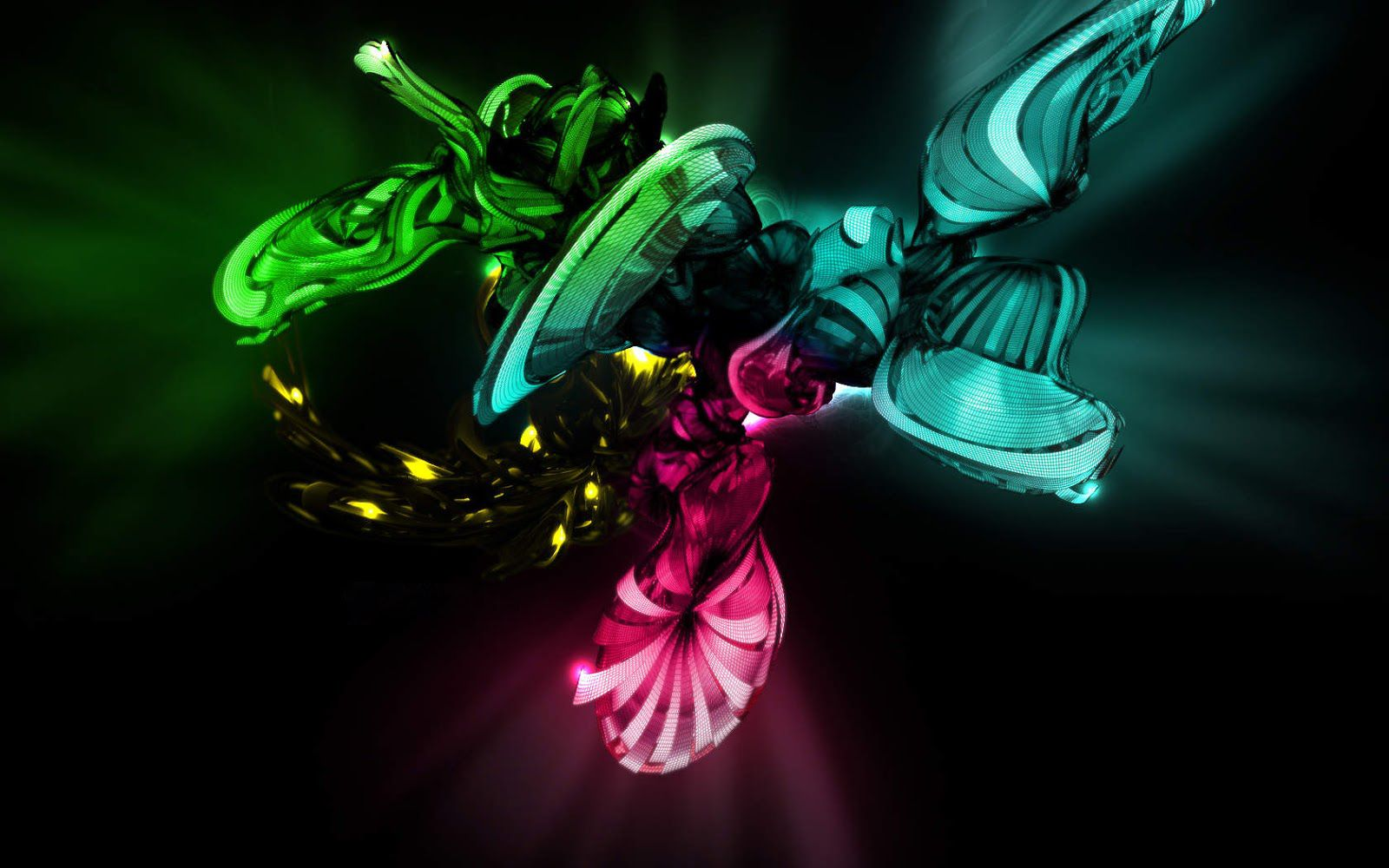 Free Full Version 3D Screensavers ABSTRACT