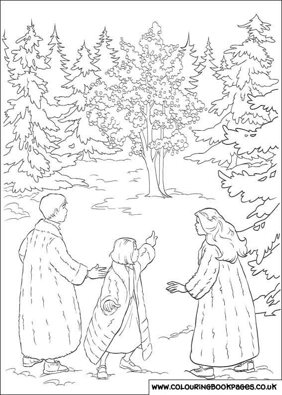 14 amazing Chronicles Of Narnia colouring pages for kids. Your kids ...