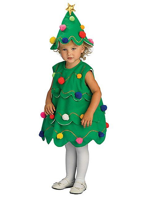 Christmas Tree Costumes Toddler Little Christmas Tree Costume Christmas Party Costumes Christmas Tree Costume Tree Costume Toddler Christmas Tree