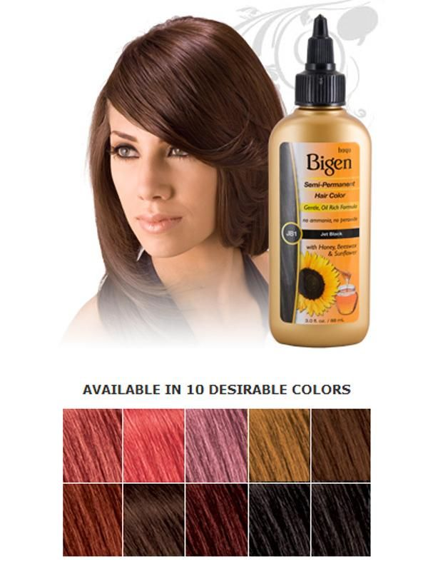 Best Semi Permanent Hair Color Brand