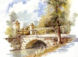 Aquarell: Landschaft | Malen und Zeichnen | Pinterest ...