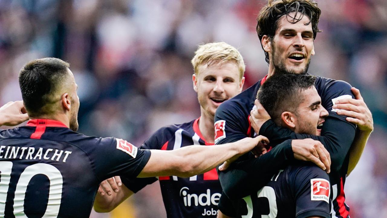 Eintracht Frankfurt Mit Porto Power In Die Euro League