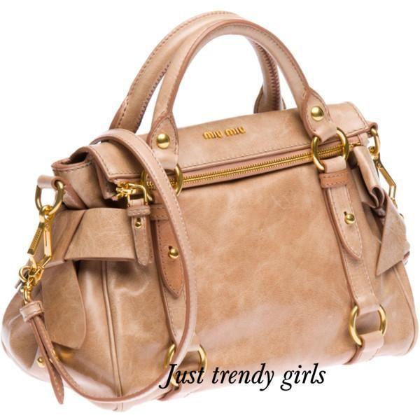 Miu Handbag Bags Collection Justtrendys