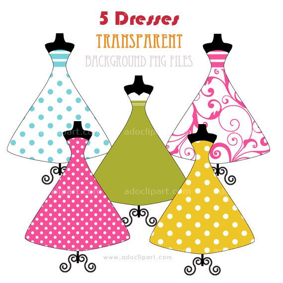 prom dress clip art dresses clipart digital elements clip art rh pinterest co uk  free prom dress clipart