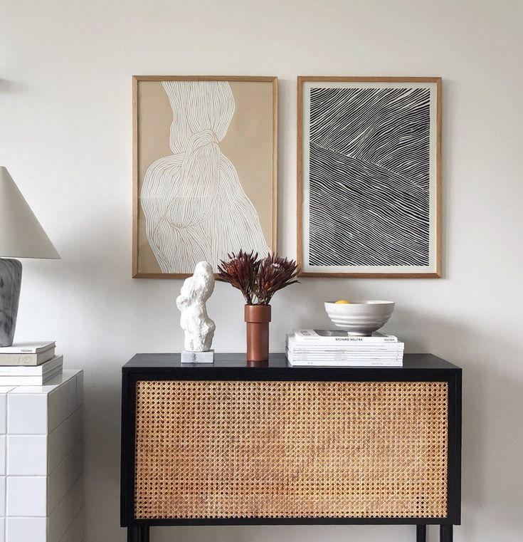 Photo of French rattan cabinet | Studio Hein – Do it yourself decoration