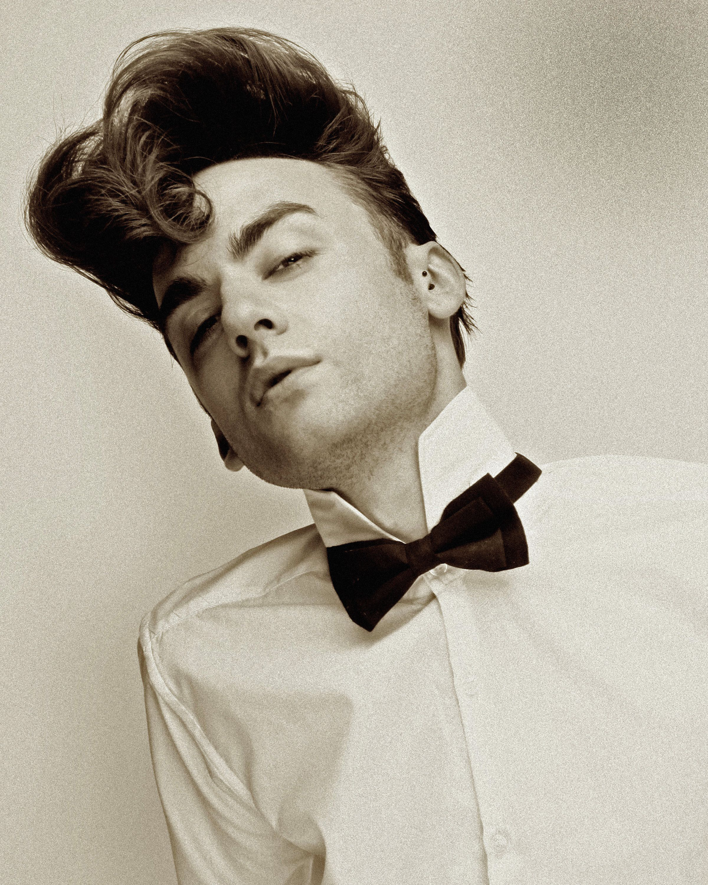 Collection Men by Jamie Stevens Men s Hairstyles