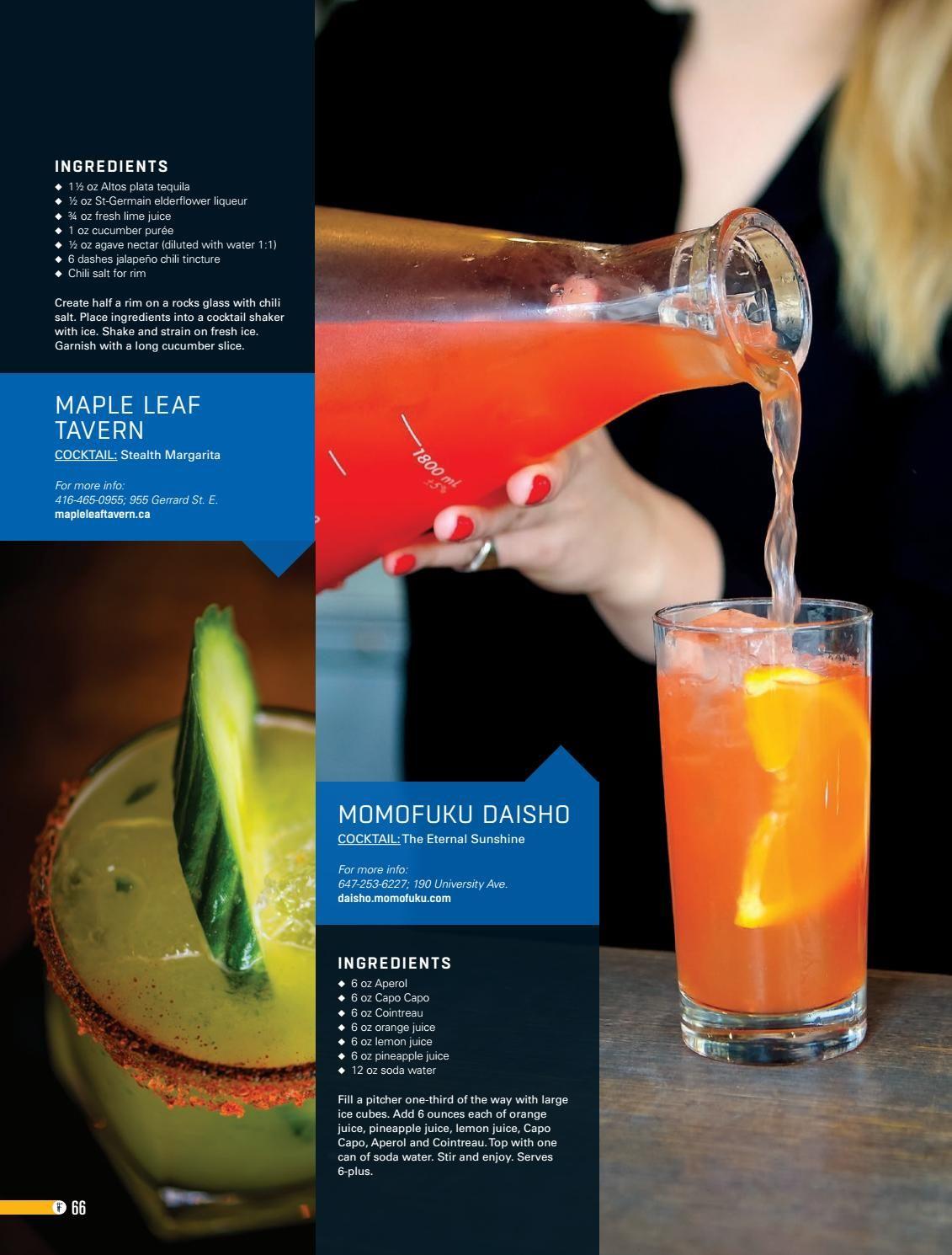 Foodism - 1 - Toronto Food & Drink by Twenty Two Media Group - Issuu