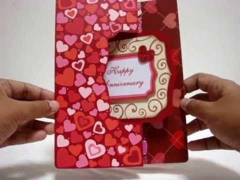 Happy Anniversary Card Ac010 Youtube Happy Anniversary Cards Happy Anniversary Anniversary Cards