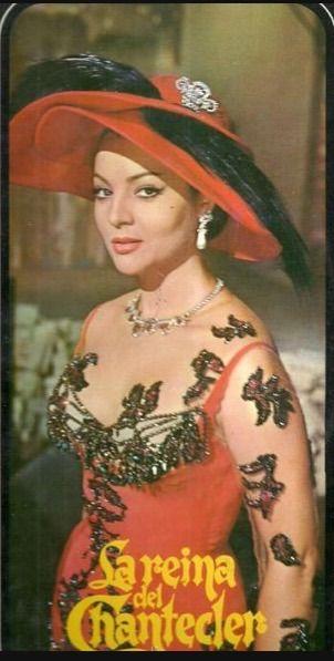 Sara Montiel - La reina del Chantecler (1962)