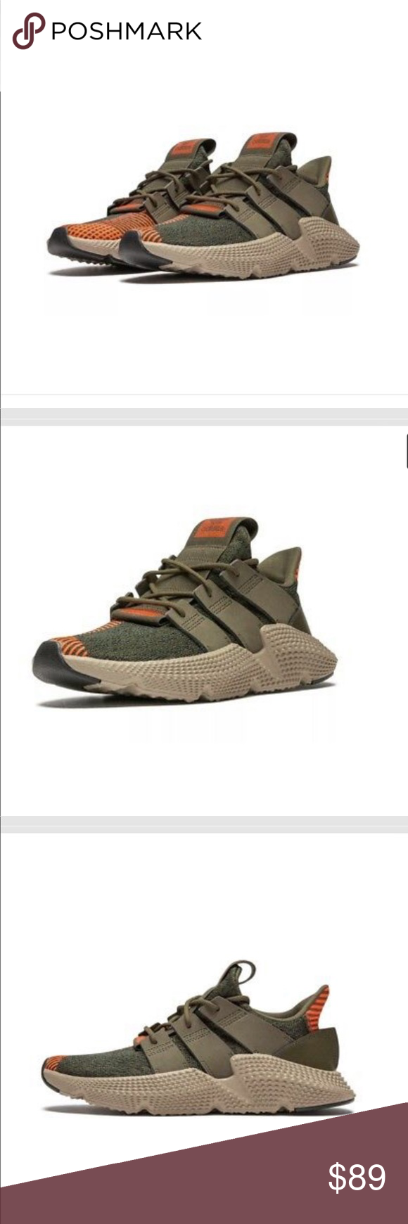 Adidas Prophere Sneakers | Leather