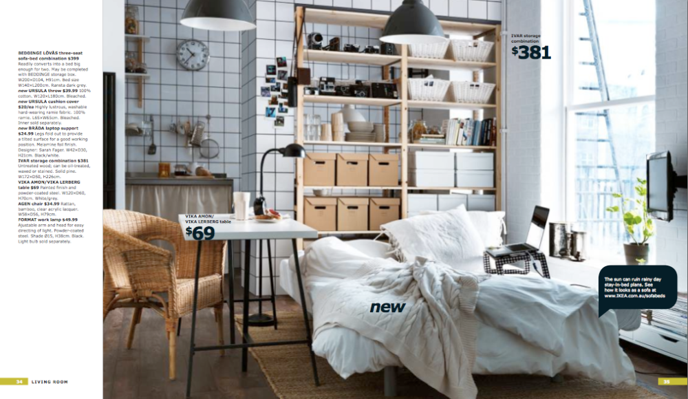 IKEA 2012 and the return of IVAR | Dorm room bedding sets ...