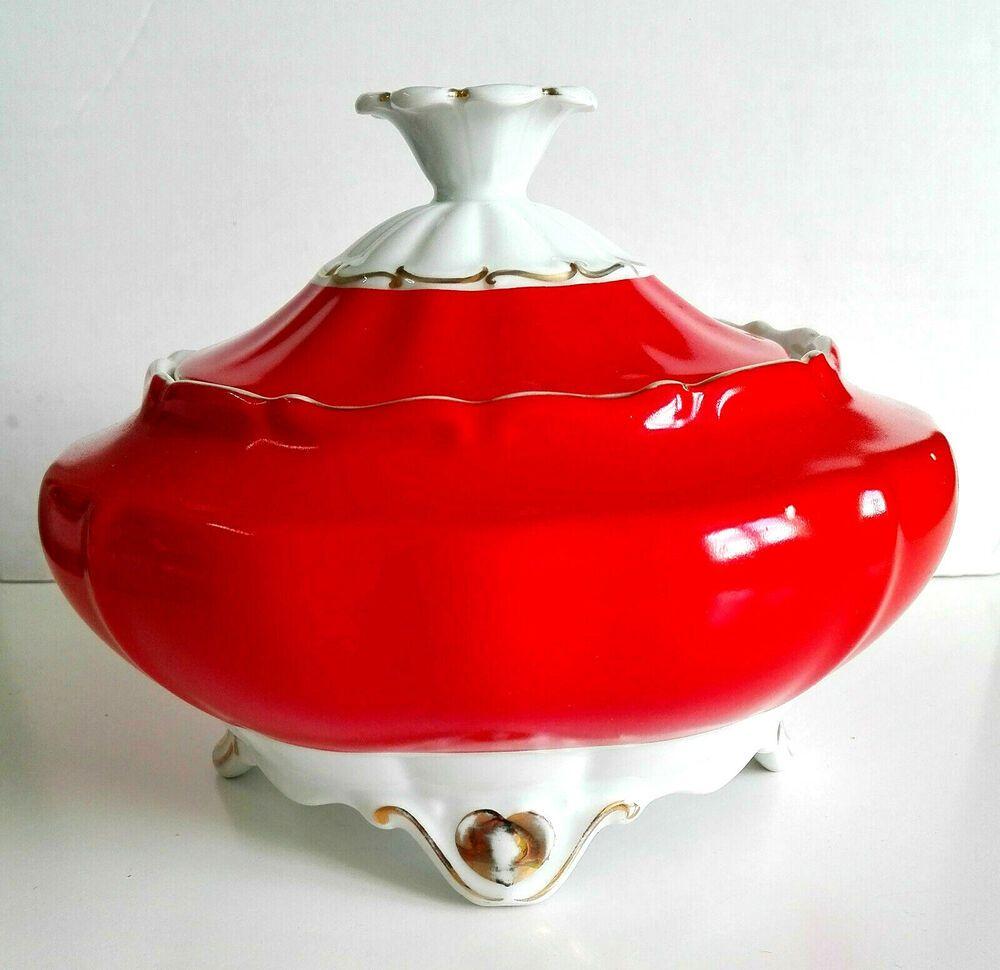Vintage Porzellan Dose Tielsch Altwasser In 2020 Mitterteich Porzellan Porzellan Vintage