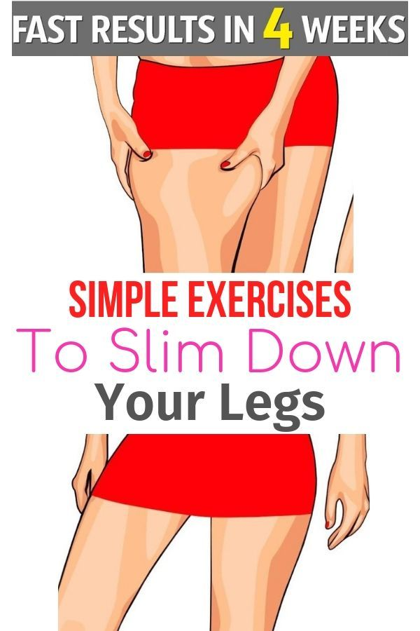 What can you do to slim down