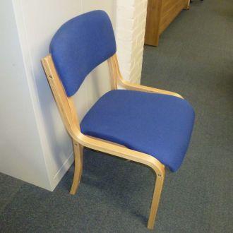 Best Blue Fabric Visitor Chair Chair Blue Fabric Cheap 400 x 300
