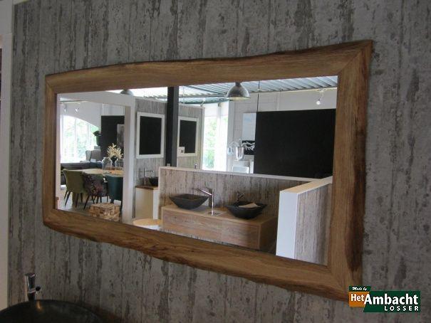 Badmeubel spiegel no 2 het ambacht losser woonwinkel