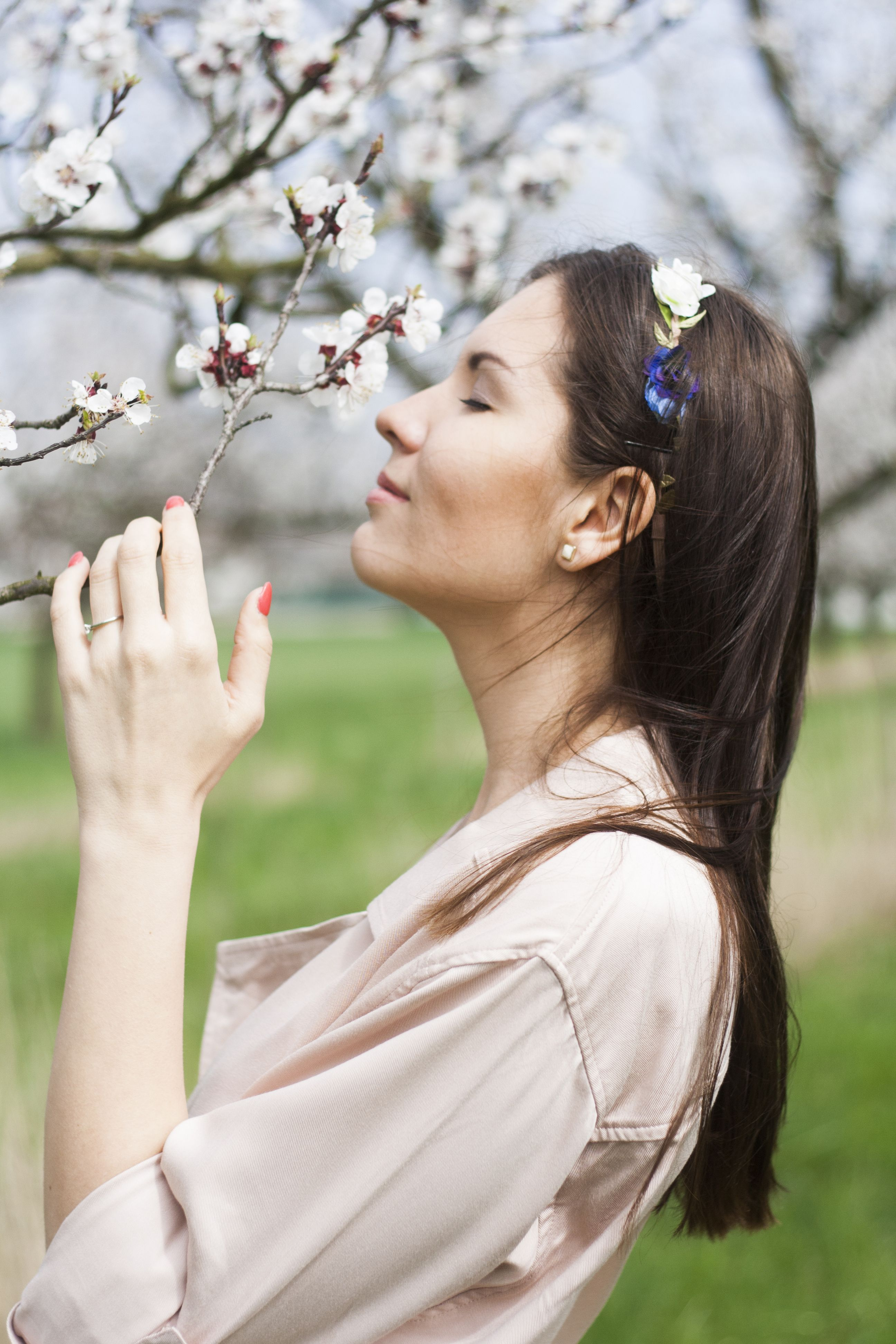 #fashionblogger #slovakblogger #flower #pinkmood #cute #slovakgirl #spring #springmood #headbands
