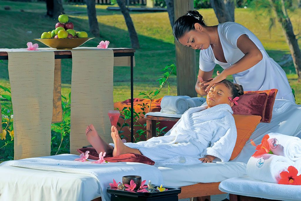 Spa for Children, Constance Le Prince Maurice - Mauritius