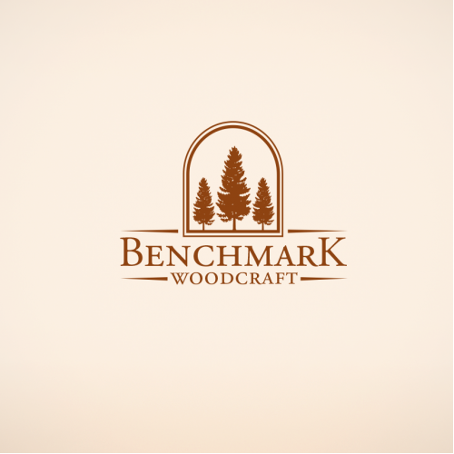 Home Furnishing Logo Design Required By Benchmark Woodcraft