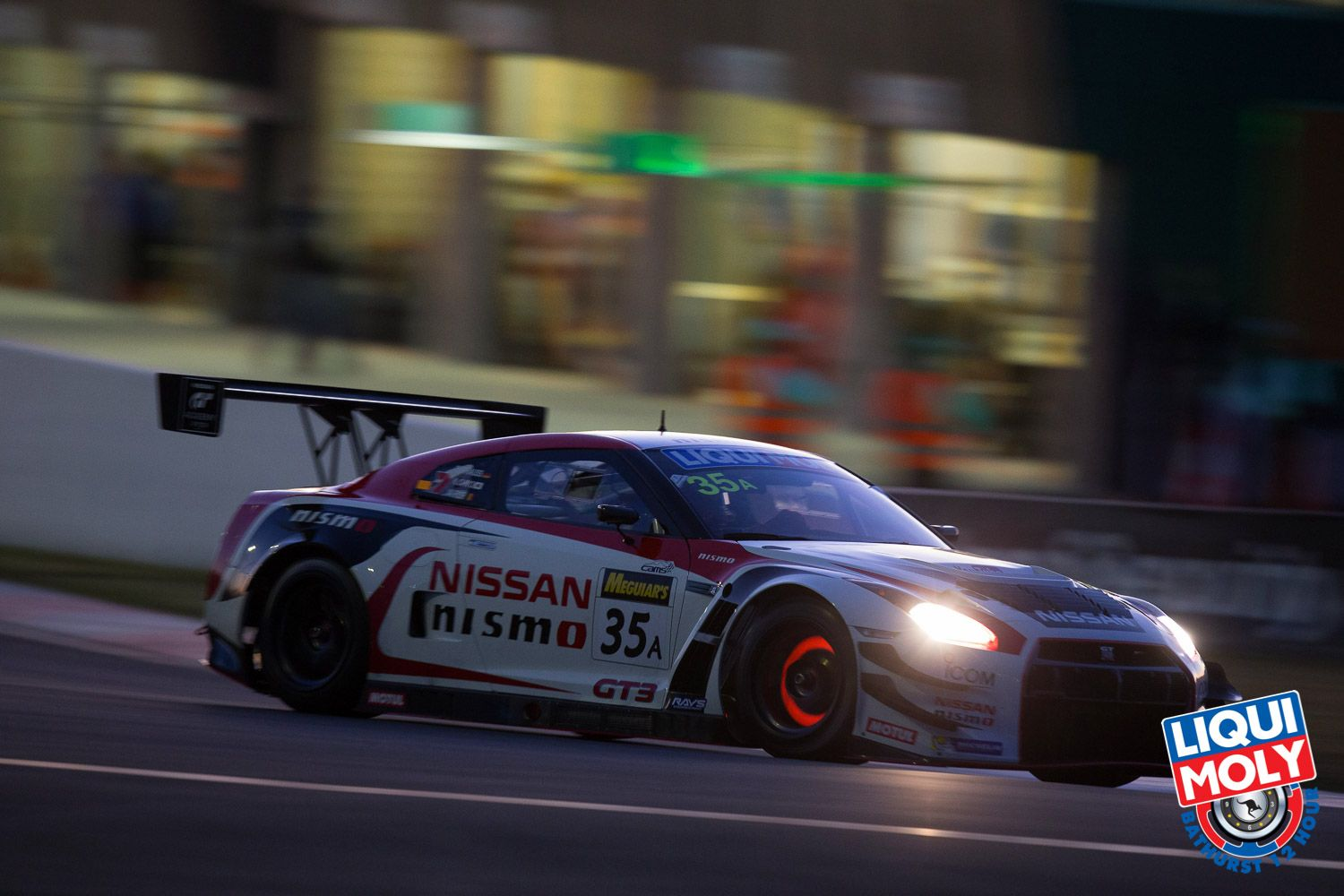 Nismo GTR at Bathust 2015