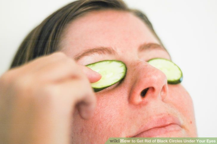 How to Get Rid of Black Circles Under Your Eyes | Dark ...