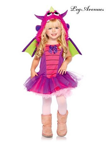 Toddler and Infant Lil\u0027 Dragon Costume - Infant and Toddler Monsters - toddler girl halloween costume ideas