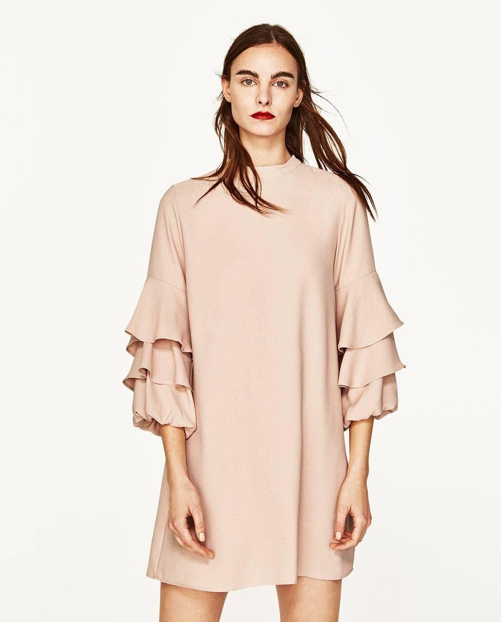 Zara abiti donna cerimonia  ff1ebc357a29