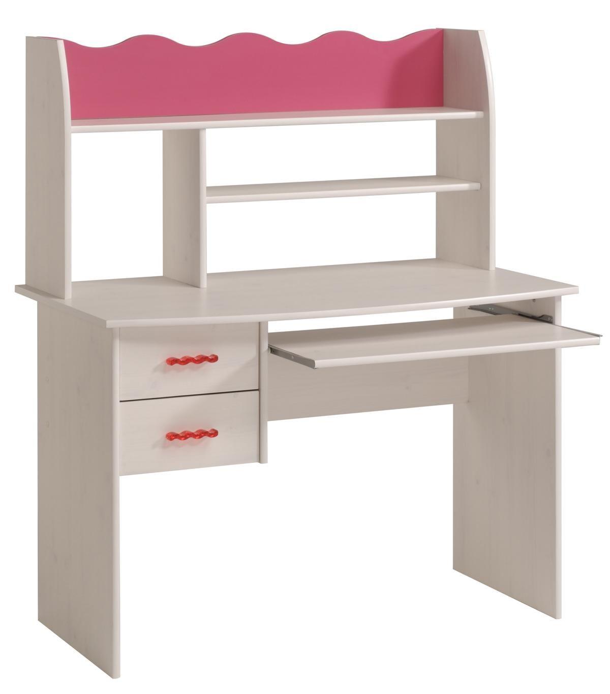 Schreibtisch Lilou Ein kleiner Möbeltraum für Mädchen ist