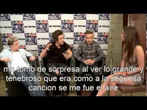 One Direction Entrevista Telehit 21.12.13 HD [Subtitulada]