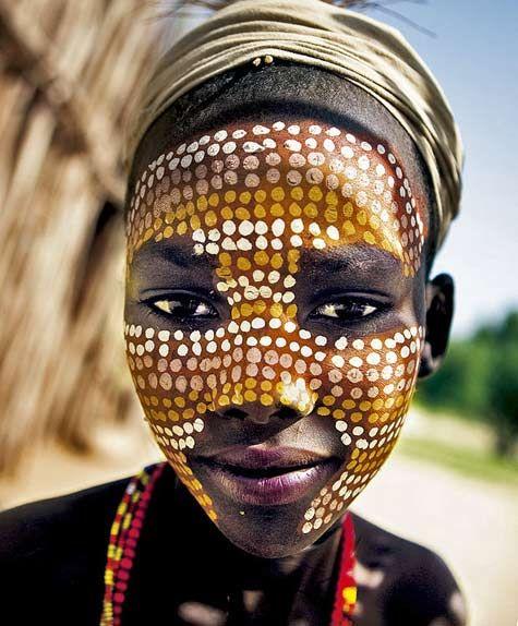 Tribal Makeup History | Makeupview.co