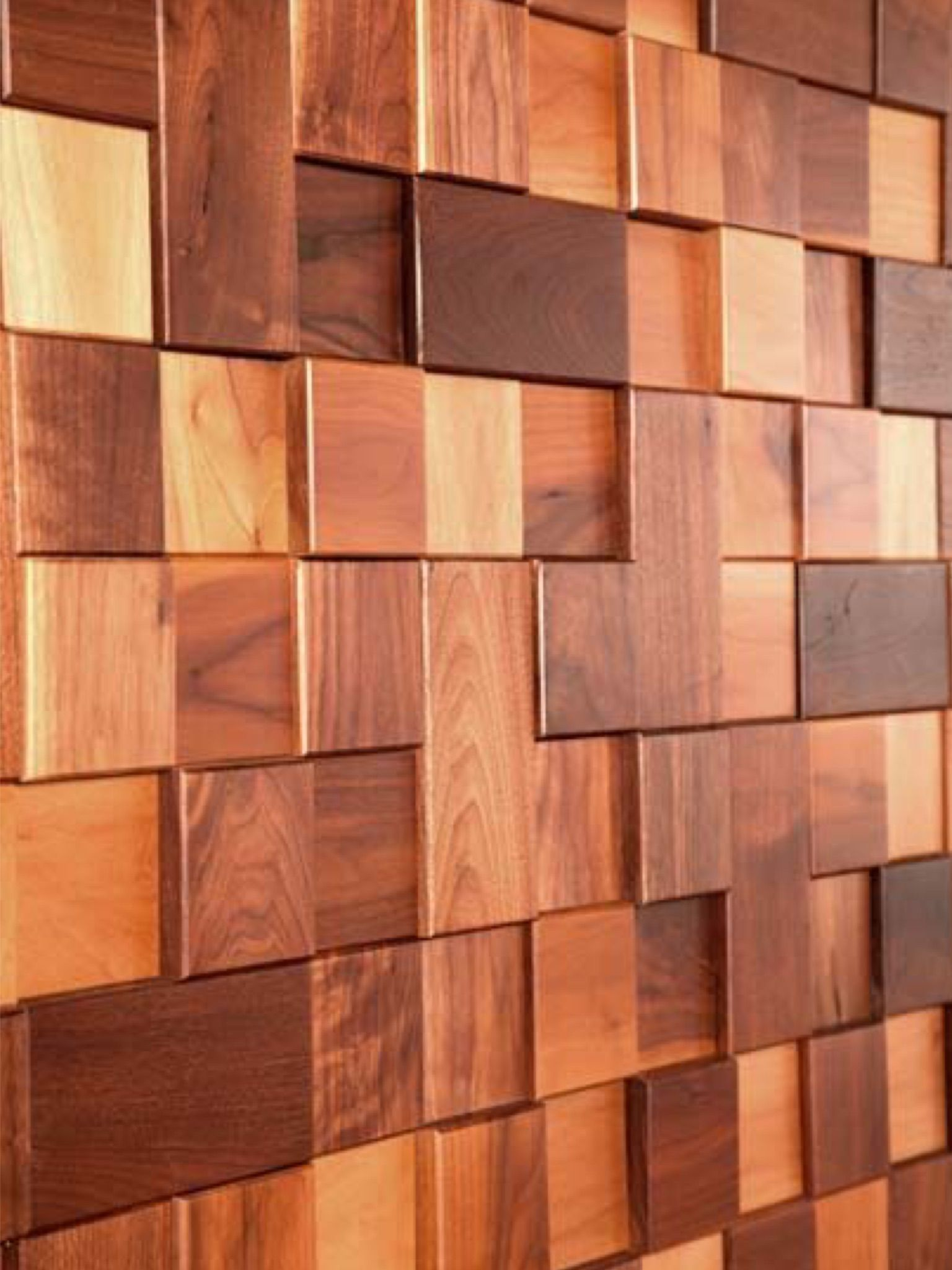 Wood Wall Tiles Pinmoody Style On Wall  Pinterest  Woods Walls And Wood Walls