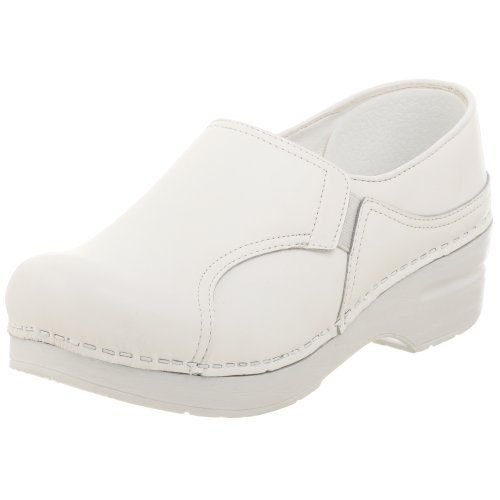 $119.95-$120.00 Dansko Women's Phoebe Clog,White,37 EU / 6.5-7 B(M) US - Designed for high insteps, this clog is a fit for you and your busy day.Dansko's stapled outsole carries the seal of acceptance from the APMA (American Podiatric Medical Association.) http://www.amazon.com/dp/B001EJN0RQ/?tag=icypnt-20