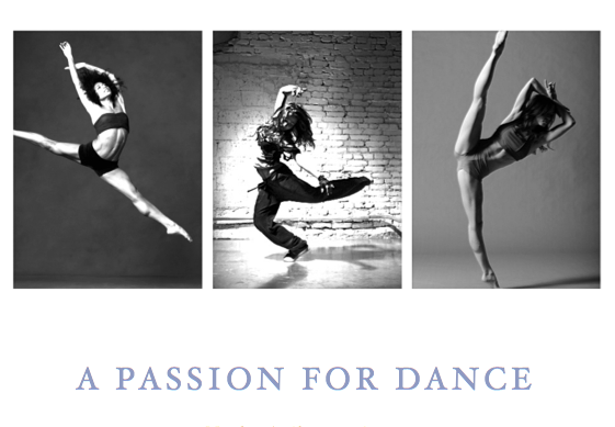 Passion For Dance...FROM THE TOP OF MY HEAD TO THE VERY TIPS OF MY TOES...