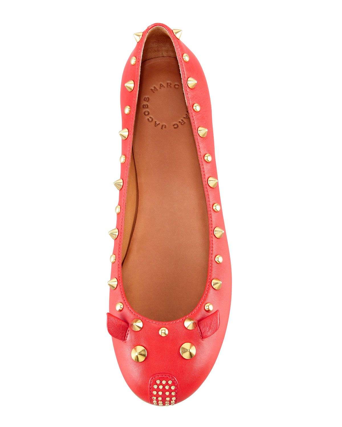 MARC by Marc Jacobs Studded Mouse