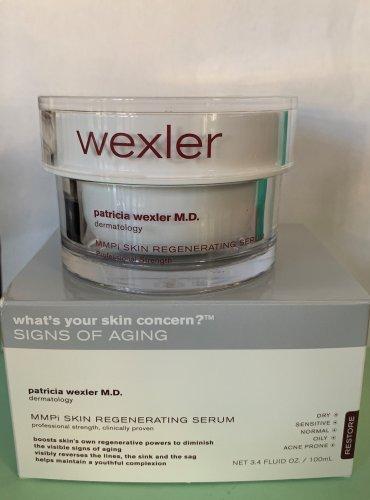 Bath Body Works Wexler Mmpi Skin Regenerating Serum Xl 3 4 Oz Jar Bath And Body Works Bath And Body Body Lotions