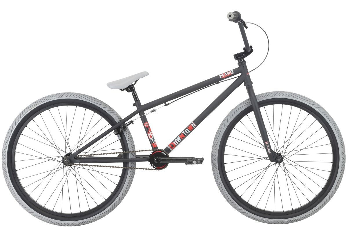 Haro Bikes Downtown 2018 26 Inch Bmx Bike At Albe S Bmx Bike Shop Bmx Bikes Bmx Bikes For Sale Haro Bmx