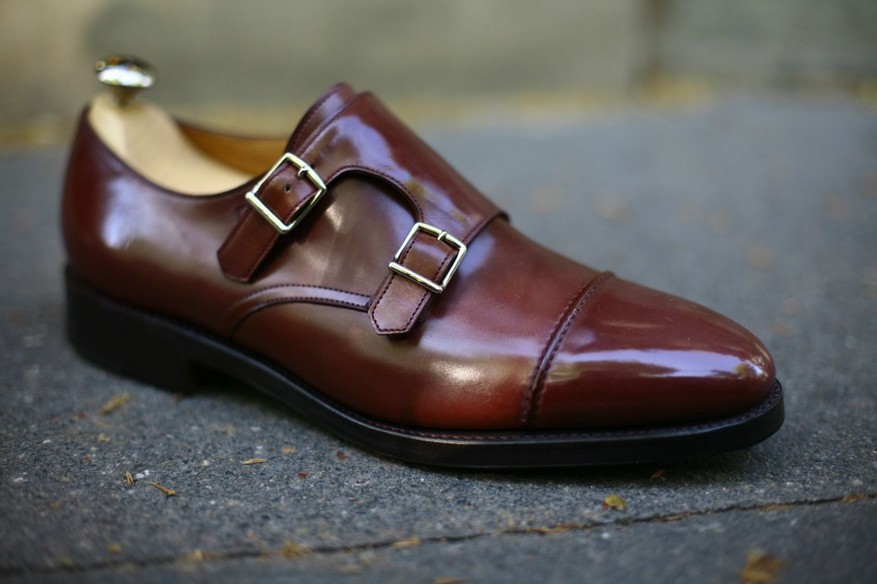 "John Lobb - ""William II"". Exclusive leather. By Request ..."