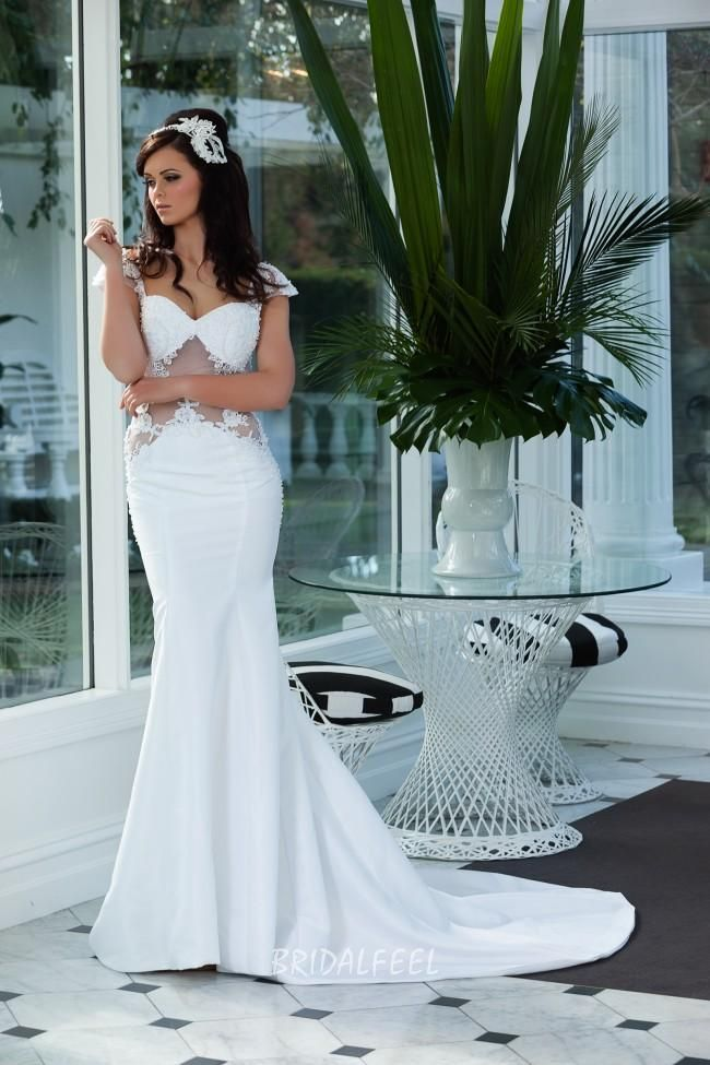 17 Best images about Tinas Wedding Dress on Pinterest   Beach ...