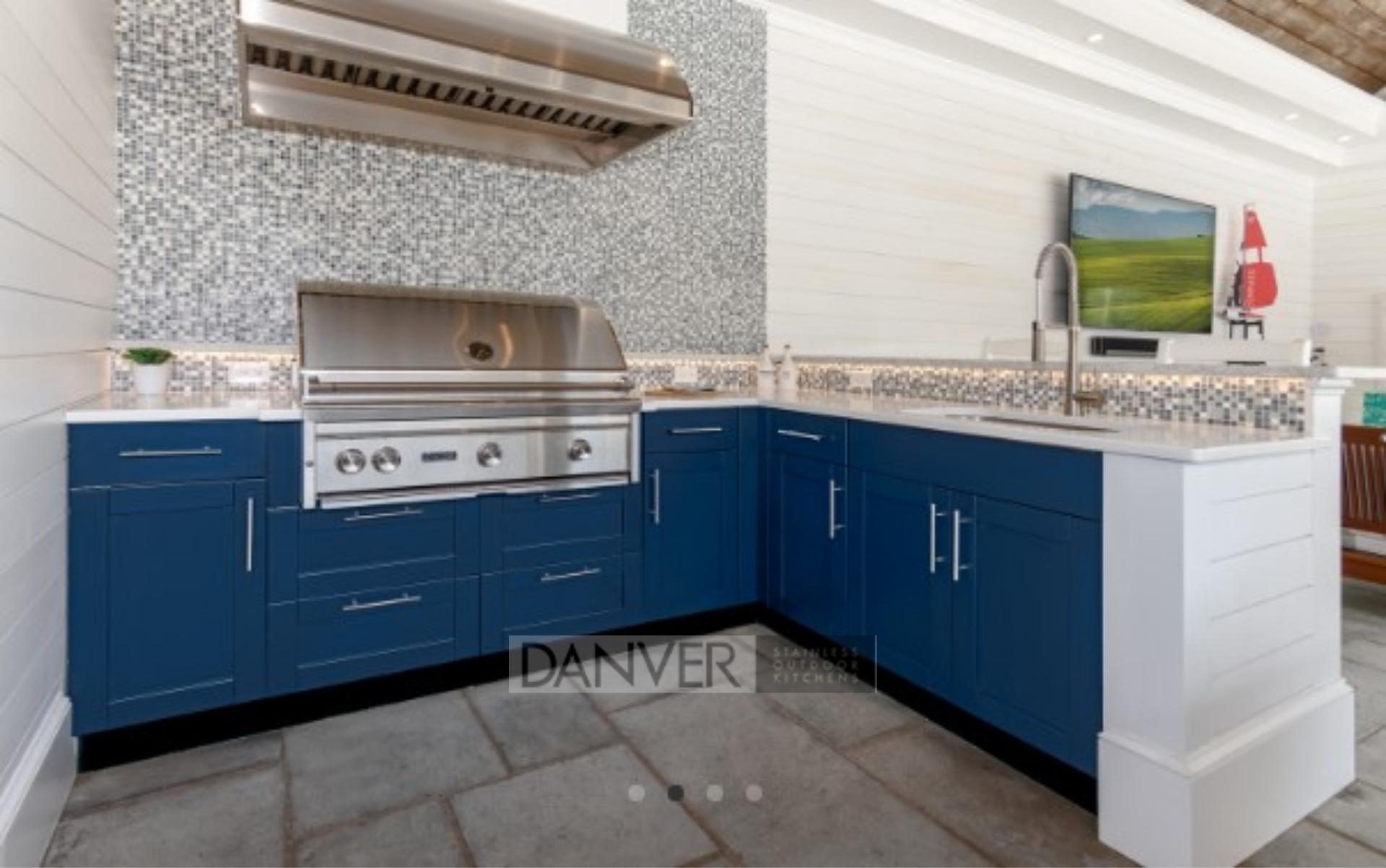 Danver Stainless Steel Outdoor Kitchens Outdoor Kitchen Cabinets Outdoor Kitchen Luxury Outdoor Kitchen