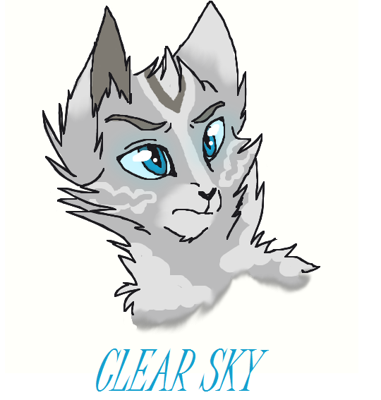 Warriors Of The Dawn English Subtitle: Warrior Cats: Clear Sky By Owls1999.deviantart.com On