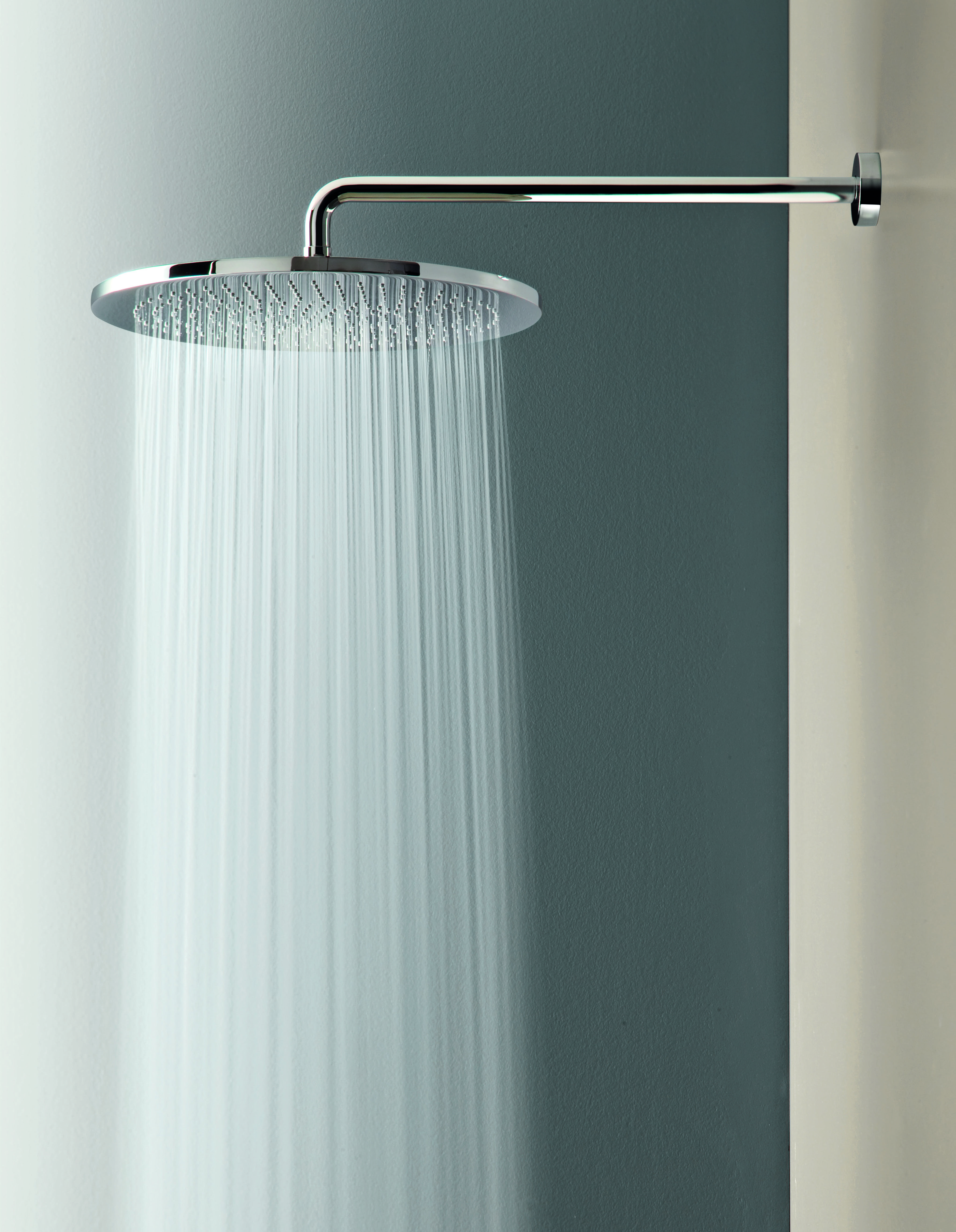 Transitional Nostromo Wall Mount Shower Set by Fantini | Fantini ...