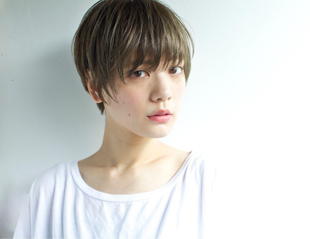 40 Stylish And Natural Taper Haircut 美髪 短い髪のためのヘア