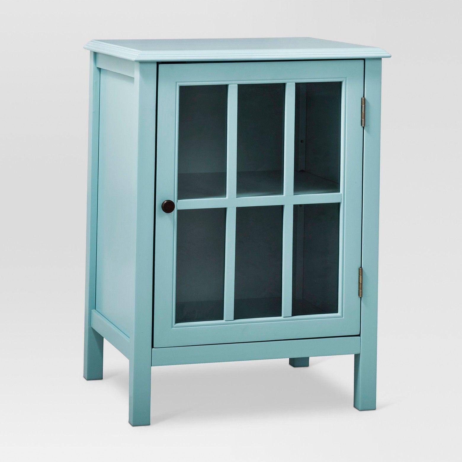 Windham One Door Accent Cabinet Threshold Target Door Storage Storage Cabinet Accent Doors