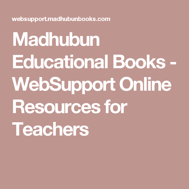Madhubun educational books websupport online resources for madhubun educational books websupport online resources for teachers fandeluxe Choice Image