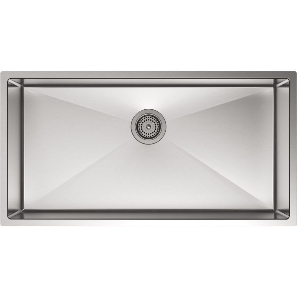 Kohler K 5283 Na Strive 35 Single Bowl Under Mount 16 Gauge