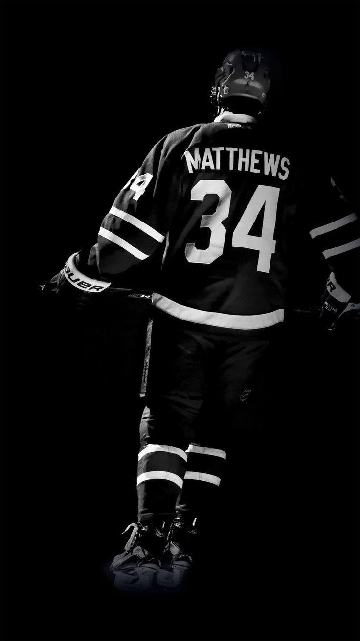 Auston Matthews Toronto Maple Leafs Wallpers Toronto Maple Leafs Wallpaper Maple Leafs Wallpaper Nhl Wallpaper