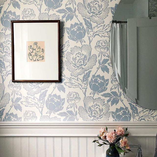 Farrow & Ball Peony wallpaper, Farrow & ball wallpaper