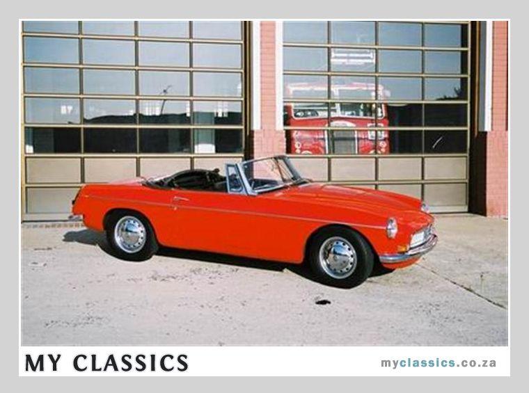 1966 Mg B Classic Car Vintage Car Classic Classic Cars Cars