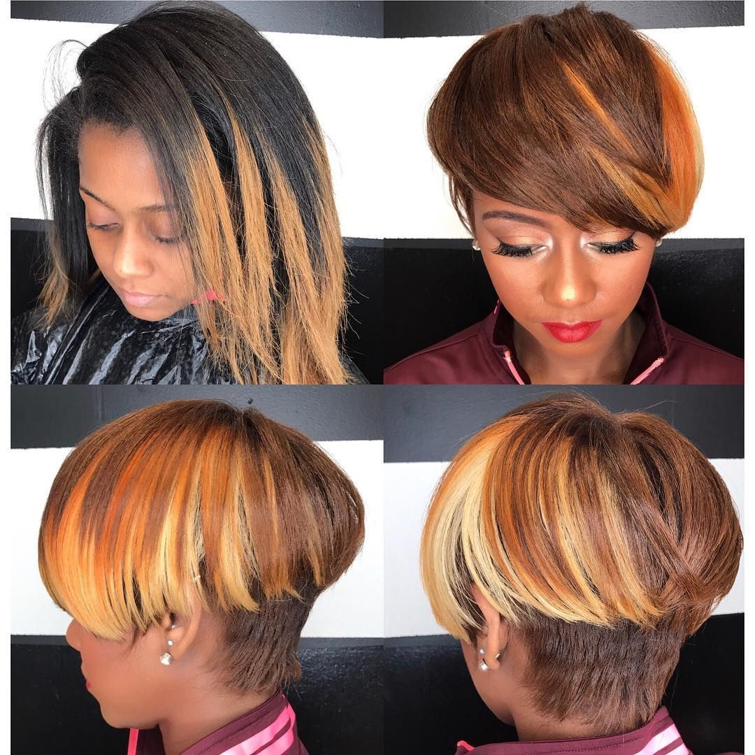 17 Stunning Hair Transformations That Prove Short Hair Is Beautiful