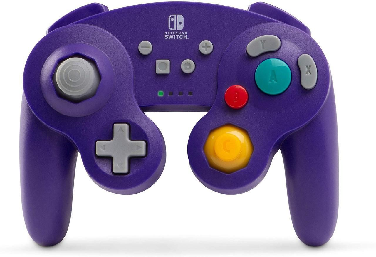 PowerA has announced that it is making wireless Gamecube controllers for the Switch that will be rel... - #bros #controllers #gamecube #games #gaming #geek #geekery #nintendo #retro #smash #ssb #ssbu #super #switch #ultimate #video