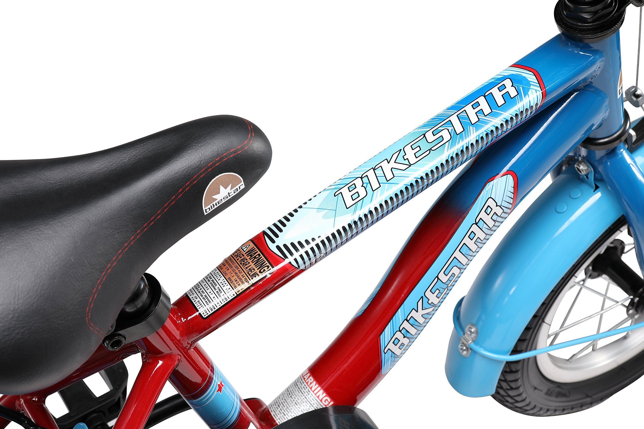 BIKESTAR Original Premium Safety Sport Kids Bike Bicycle
